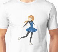 Figure Skater Unisex T-Shirt