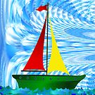 Happy Sailing by Orla Cahill