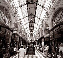 Royal Arcade by JennyLee