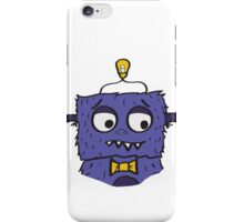 Idea Monster iPhone Case/Skin