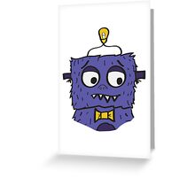 Idea Monster Greeting Card