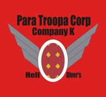 Para Troopa Corp(Red) by InfiniteBlue88