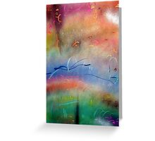 inner nature Greeting Card