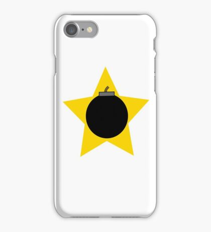 Bomb Star iPhone Case/Skin