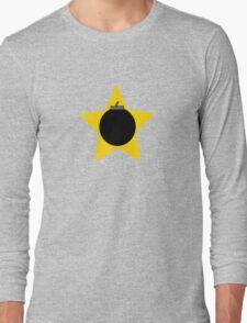 Bomb Star Long Sleeve T-Shirt