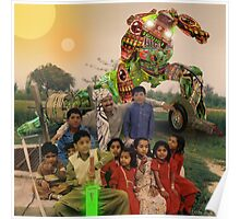 Karachi Kickbots are a Family's Best Friend Poster