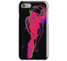 Neon Jellyfish iPhone Case/Skin