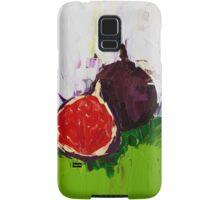 Figs in the Hall Samsung Galaxy Case/Skin