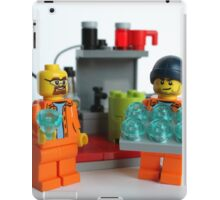 Breaking bad lego  iPad Case/Skin