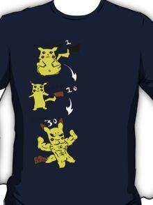 How I imagine Season 30 of Pokemon to be. T-Shirt