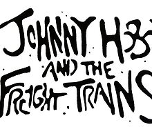 Johnny Hobo Logo by SLABLAB