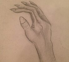 The Witching Hand  by theLadyofShalot