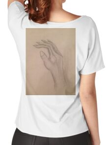 The Witching Hand  Women's Relaxed Fit T-Shirt