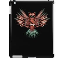 Firework Owl 01 iPad Case/Skin