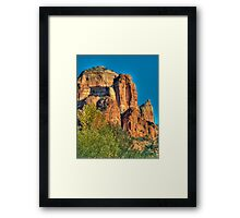 Cathedral Rock Majesty Framed Print