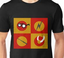 Harry Potter Pop Art Unisex T-Shirt