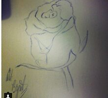 A lovely Rose by Caleb327