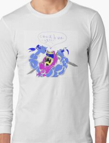 SkeLeonardo Long Sleeve T-Shirt