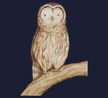 Tawny Owl Kids Tee