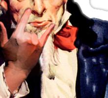 Uncle Sam - Ragin' Sticker