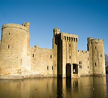 Bodiam Castle by photos-by-matt