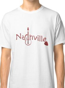 Nowhere like Nashville Classic T-Shirt
