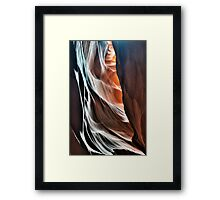 Free Fall Framed Print