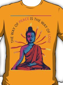 I want Love and Peace T-Shirt