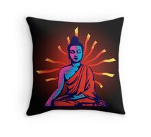 I want Love and Peace Throw Pillow
