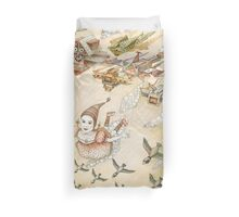 Dream of flying Duvet Cover