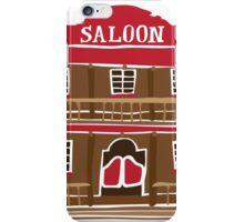 Saloon iPhone Case/Skin