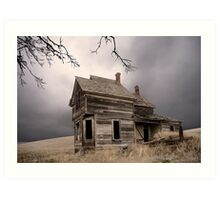 House of Forgotten History Art Print