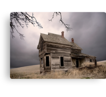 House of Forgotten History Canvas Print