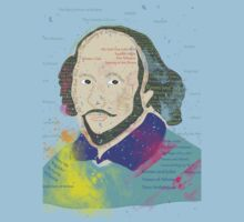 Portrait of William Shakespeares Kids Clothes