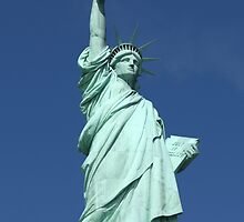 Statue of Liberty, New York by northernsecret
