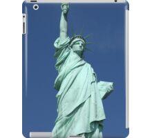 Statue of Liberty, New York iPad Case/Skin