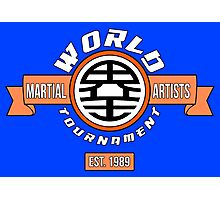 The World Tournament Original Photographic Print