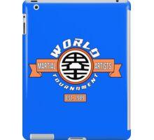 The World Tournament Original iPad Case/Skin