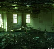 Cane Hill Mental Asylum - Female Ward by hiddenforests