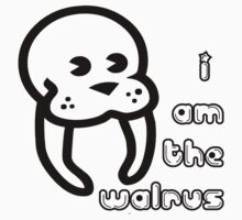 i am the walrus by Felicity Sandercock