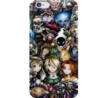 character the legend of zelda iPhone Case/Skin