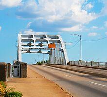 Edmund Pettus Bridge by bld63