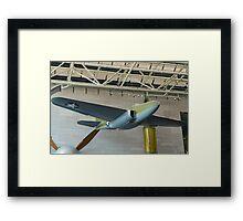 Airacomet Framed Print