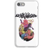 Black Widow Band Shirt iPhone Case/Skin