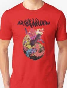 Black Widow Band Shirt Unisex T-Shirt
