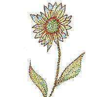 Some Kind of Flower... by Luke Brannon