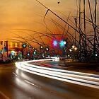 Sunset Slipknot by Bob Bagley