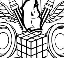 Ramoe Nostalgia Vibes Sticker