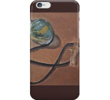 Still-Life marbles and necklace iPhone Case/Skin