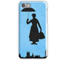 Mary Poppins Musical iPhone Case/Skin